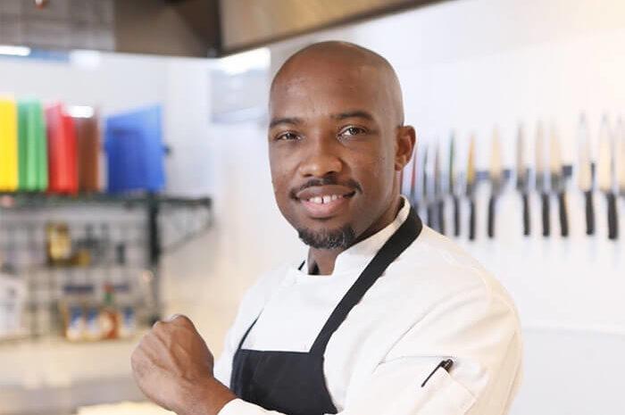 Chef Rock Harper