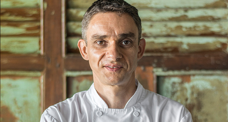 Chef Christophe Letard