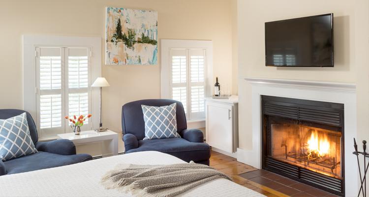 Award-winning accommodations at Chatham on Main