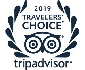 2019 Travelers' Choice Award
