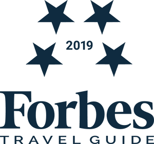 Forbes Travel Guide 4 star 2019
