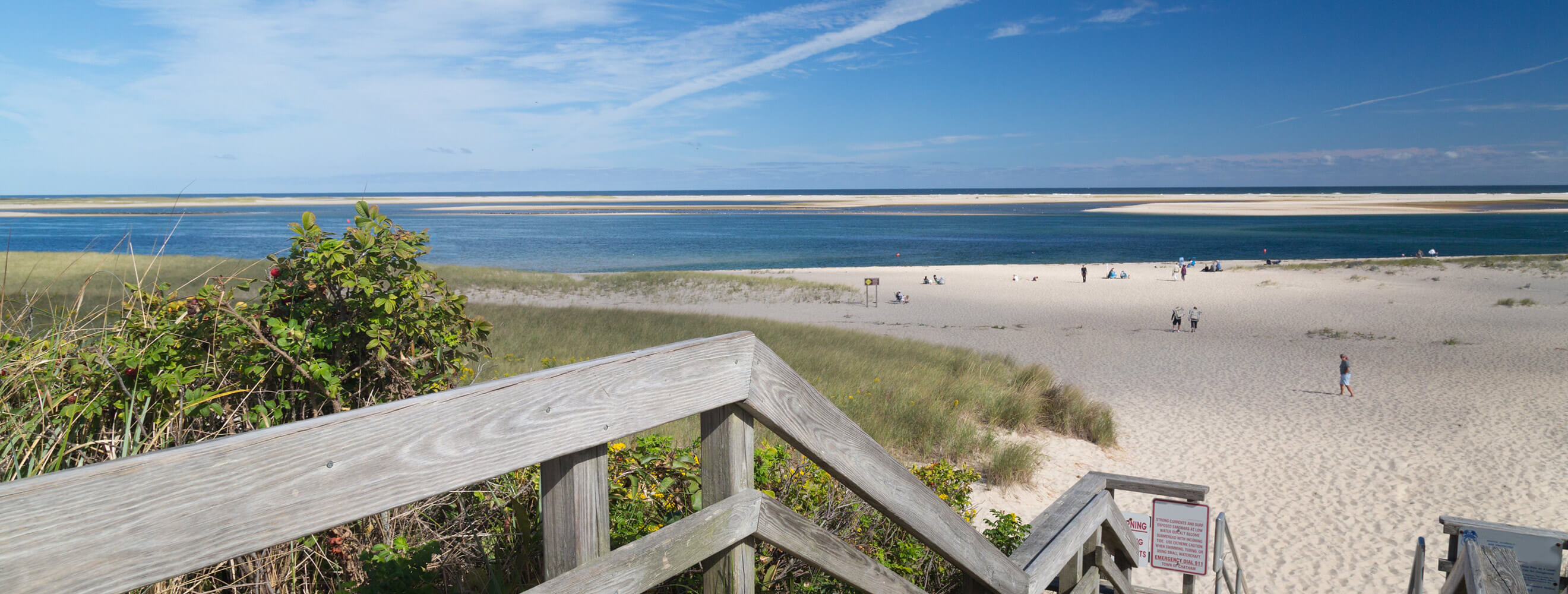 Cape Cod - beach access