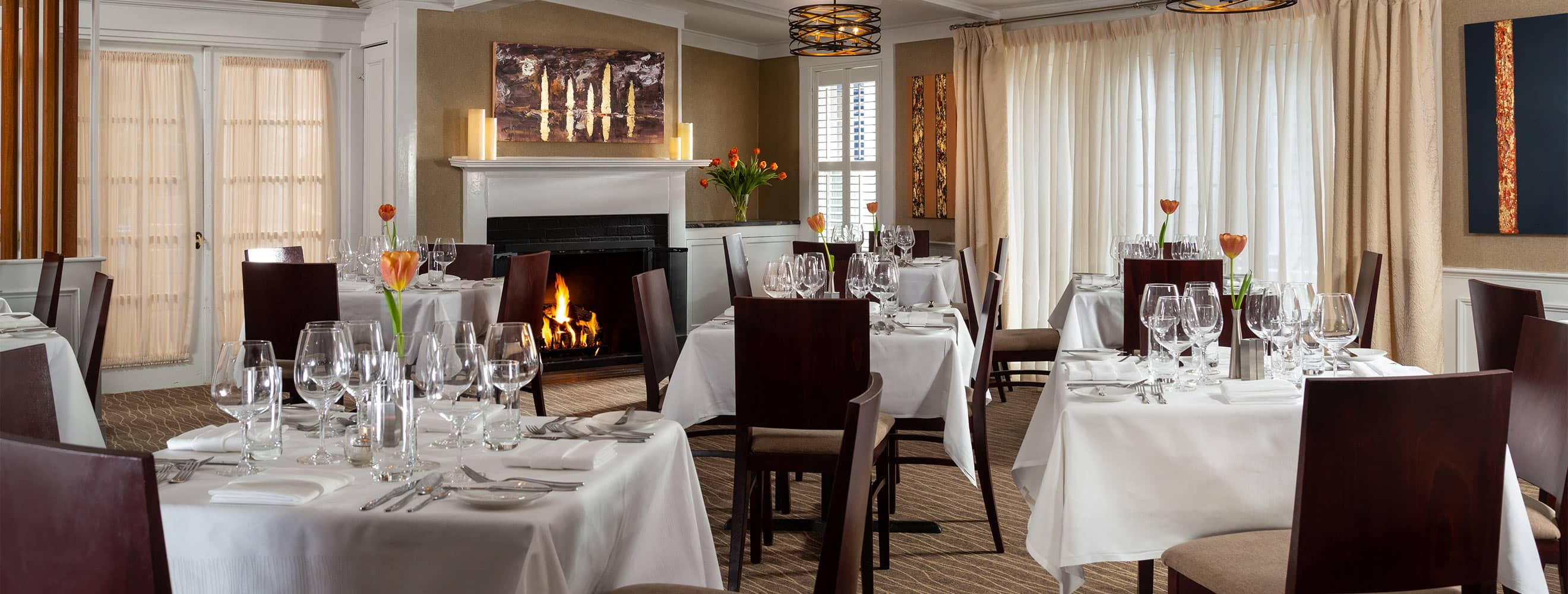 Top Rated Chatham Restaurant An Intimate Fine Dining