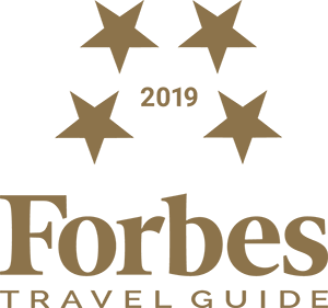 Forbes 4 Star award