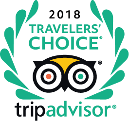 TripAdvisor Traveler's Choice Award 2018