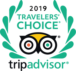 TripAdvisor Traveler's Choice Award 2019