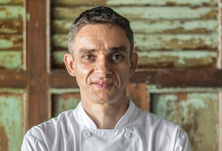 Executive Chef Christophe Letard