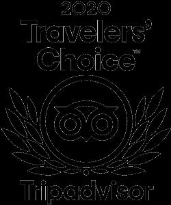 Tripadvisor Travelers' Choice 2020
